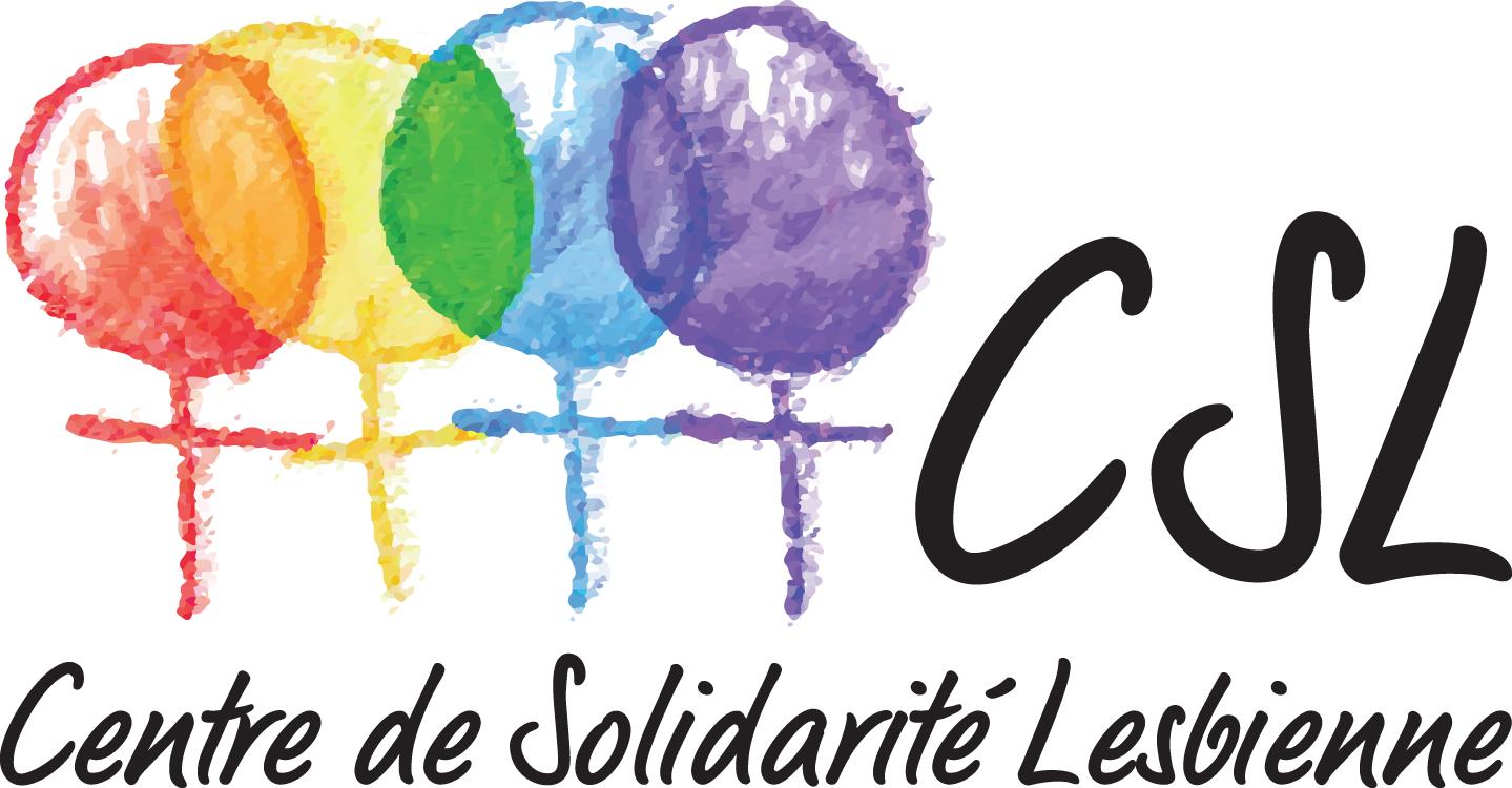 Centre de solidarité Lesbiennes Logo