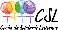 Centre de solidarité Lesbiennes Logo